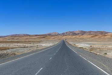 High mountain desert in Bamyan, Afghanistan, Asia