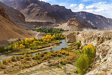 Chehel Burj (Forty Towers fortress), Yakawlang province, Bamyan, Afghanistan, Asia