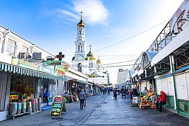 Cathedral of the Nativity of the Theotokos, Rostov-on-Don, Rostov Oblast, Russia, Eurasia