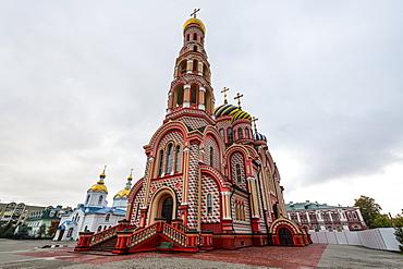 Ascension Monastery in Tambov, Tambov Oblast, Russia, Eurasia