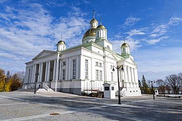 Spassky Cathedral, Penza, Penza Oblast, Russia, Eurasia