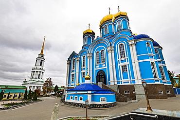 Zadonskiy Monastery, Lipetsk Oblast, Russia, Eurasia