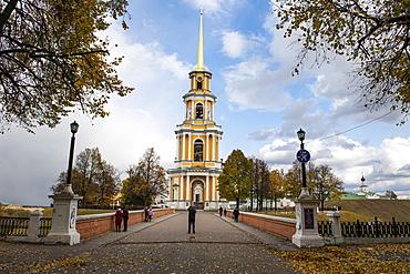 Ryazan Kremlin, Ryazan, Ryazan Oblast, Russia, Eurasia