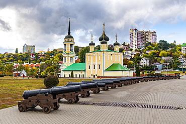 Admirality Square on the Voronezh River, Voronezh, Voronezh Oblast, Russia, Eurasia