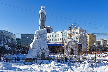 The Museum of History and Culture of The People of The North, Yakutsk, Sakha Republic (Yakutia), Russia, Eurasia