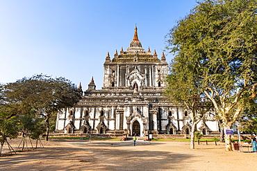 Thatbyinnyu Phaya, Bagan (Pagan), Myanmar (Burma), Asia