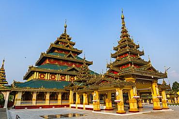 Shwe Taung Sar Pagoda, Payagyi, Dawei, Mon state, Myanmar (Burma), Asia