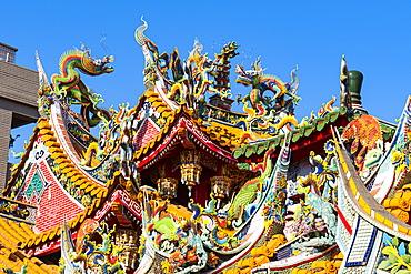 Chenghuang Temple, Jincheng, Kinmen island, Taiwan, Asia