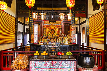 God Of War Temple, Tainan, Taiwan, Asia