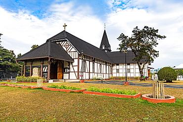 All Saints Cathedral, Shillong, Meghalaya, India, Asia