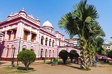 Pink Palace, Ahsan Manzil, Dhaka, Bangladesh, Asia