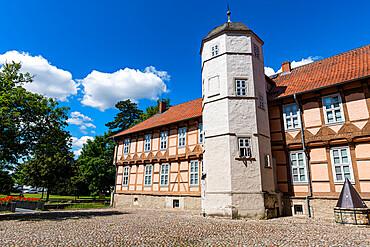 Castle Fallersleben, Wolfsburg, Lower Saxony, Germany