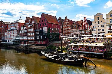 Stint market, Lueneburg, Lower Saxony, Germany