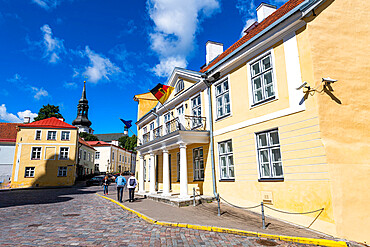 Upper City of Tallinn, UNESCO World Heritage Site, Estonia, Europe
