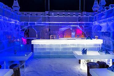 Snow Castle, Kemi, Finland, Europe