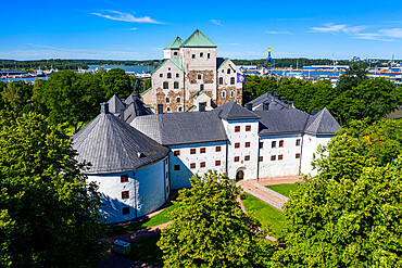 Turku Castle, Turku, Finland, Europe
