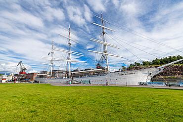 Forum Marinum, maritime museum, Turku, Finland, Europe
