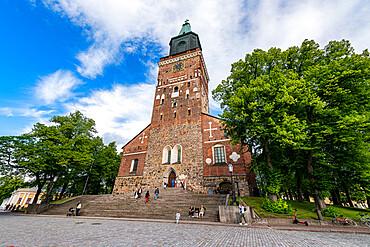 Turku Cathedral, Turku, Finland, Europe