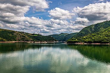 Uvac lake, Uvac Special Nature Reserve, Serbia, Europe