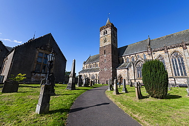 Dunblane Cathedral, Dunblane, Scotland, United Kingdom, Europe