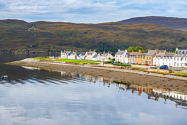 Town of Ullapool, Ross and Cromarty, Highlands, Scotland, United Kingdom, Europe