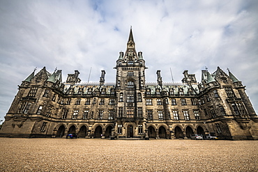 Fettes College, Edinburgh, Lothian, Scotland, United Kingdom, Europe