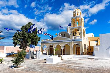 Saint George church, Santorini, Greece