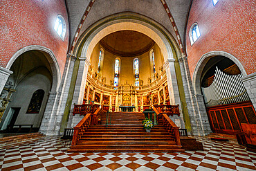 Vicenza Cathedral, Unesco world heritage site Vicenza, Italy