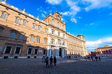 Palazzo Ducale, Unesco world heritage site Modena, Italy