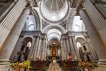 Cathedral of Santa Maria Assunta, Unesco world heritage site Brescia, Italy