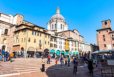 Unesco world heritage site Mantua, Italy