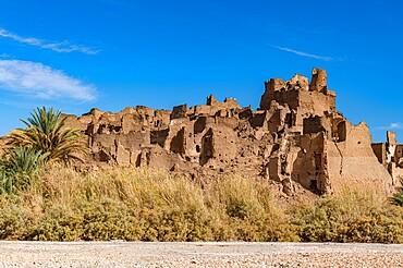 Fort of Pacot (Fort Djado), Djado plateau, Tenere Desert, Sahara, Niger, Africa
