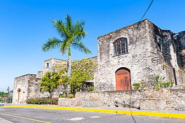 Convent of Santo Domingo de Guzman, Oaxtepec, Mexico, North America