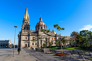 Guadalajara Cathedral, Guadalajara, Jalisco, Mexico, North America