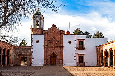 Shrine of Our Lady of Patronage, UNESCO World Heritage Site, Zacatecas, Mexico, North America