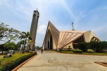 National church of Nigeria, Abuja, Nigeria