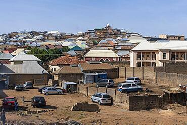 Old town of Jos, eastern Nigeria
