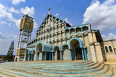 Saint Mary catholic cathedral, Ibadan, Nigeria