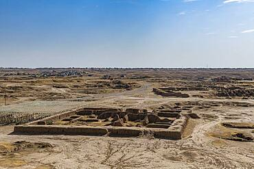 The old Assyrian town of Ashur (Assur), UNESCO World Heritage Site, Iraq, Middle East