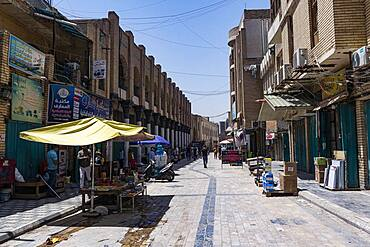Rashid Street, Old town of Baghdad, Iraq, Middle East