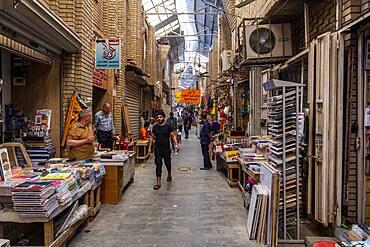 Bazaar, Baghdad, Iraq, Middle East