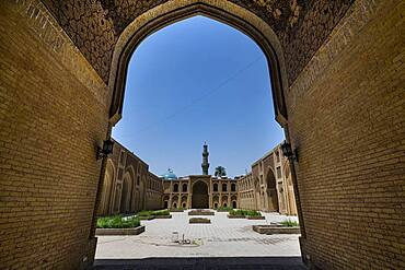 Al Mustansirya School, the oldest university in the world, Baghdad, Iraq, Middle East