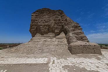 Ziggurat of Dur-Kurigalzu, Iraq, Middle East - 1184-5713