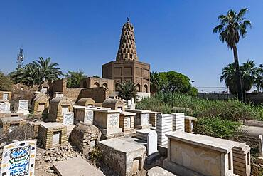 Zumurrud Khatun Mosque and Mausoleum, Baghdad, Iraq, Middle East