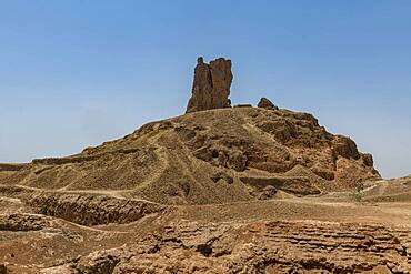 Archaeological site, Borsippa, Iraq, Middle East - 1184-5731