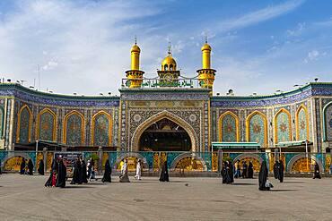 Imam Hussein Holy Shrine, Kerbala, Iraq, Middle East - 1184-5742