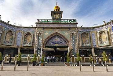 Al-Abbas Holy Shrine, Kerbala, Iraq, Middle East - 1184-5749