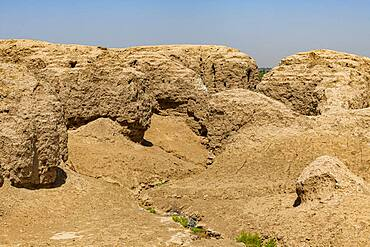 The ruins of the Sumerian town of Kish, Iraq, Middle East - 1184-5759