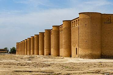 The Great Mosque of Samarra, UNESCO World Heritage Site, Samarra, Iraq, Middle East