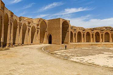 Calipha Palace, UNESCO World Heritage Site, Samarra, Iraq, Middle East